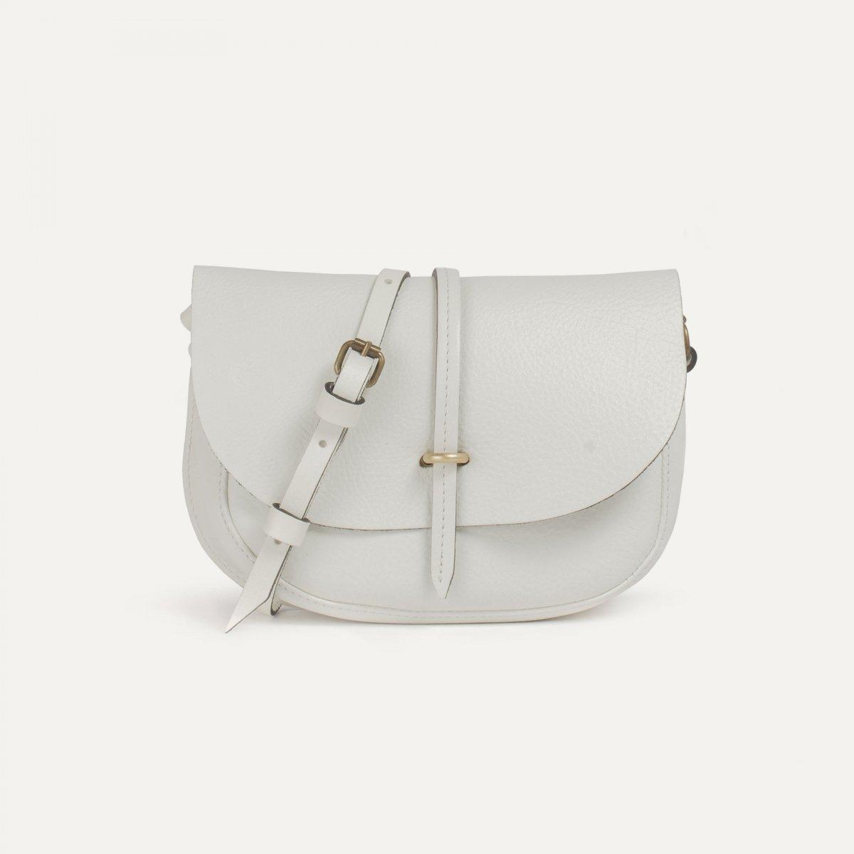 Java mini Postman bag - White (image n°1)