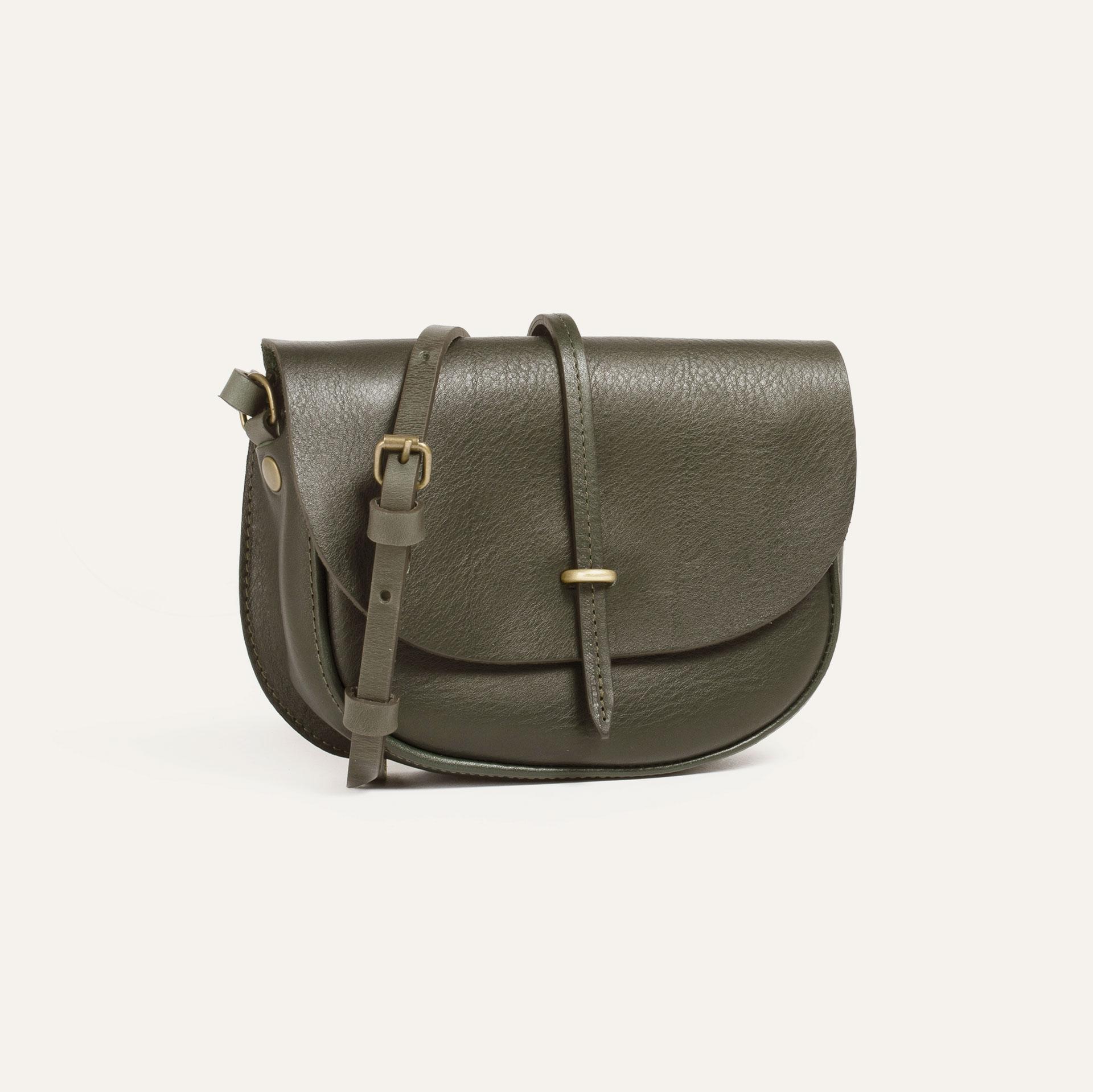 Java mini Postman bag - Khaki (image n°2)