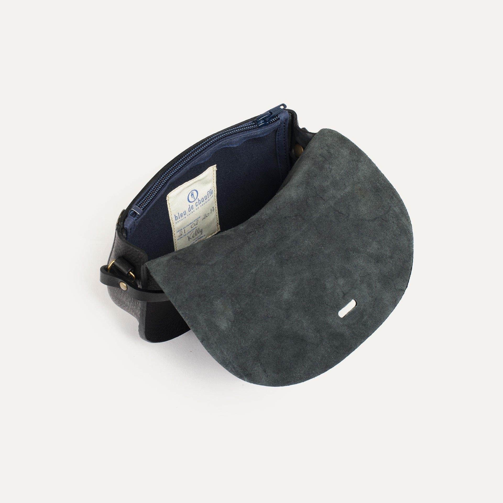 Java mini Postman bag - Black (image n°4)