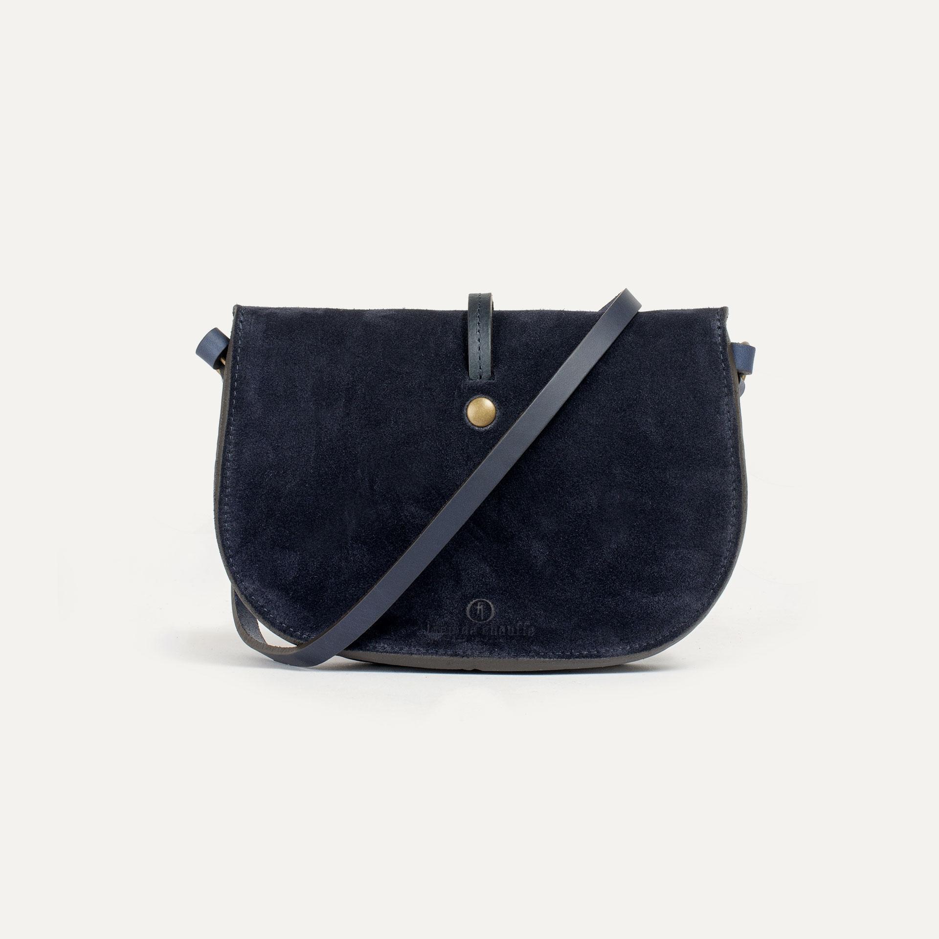 Java mini Postman bag - Marine Blue / Mix (image n°3)