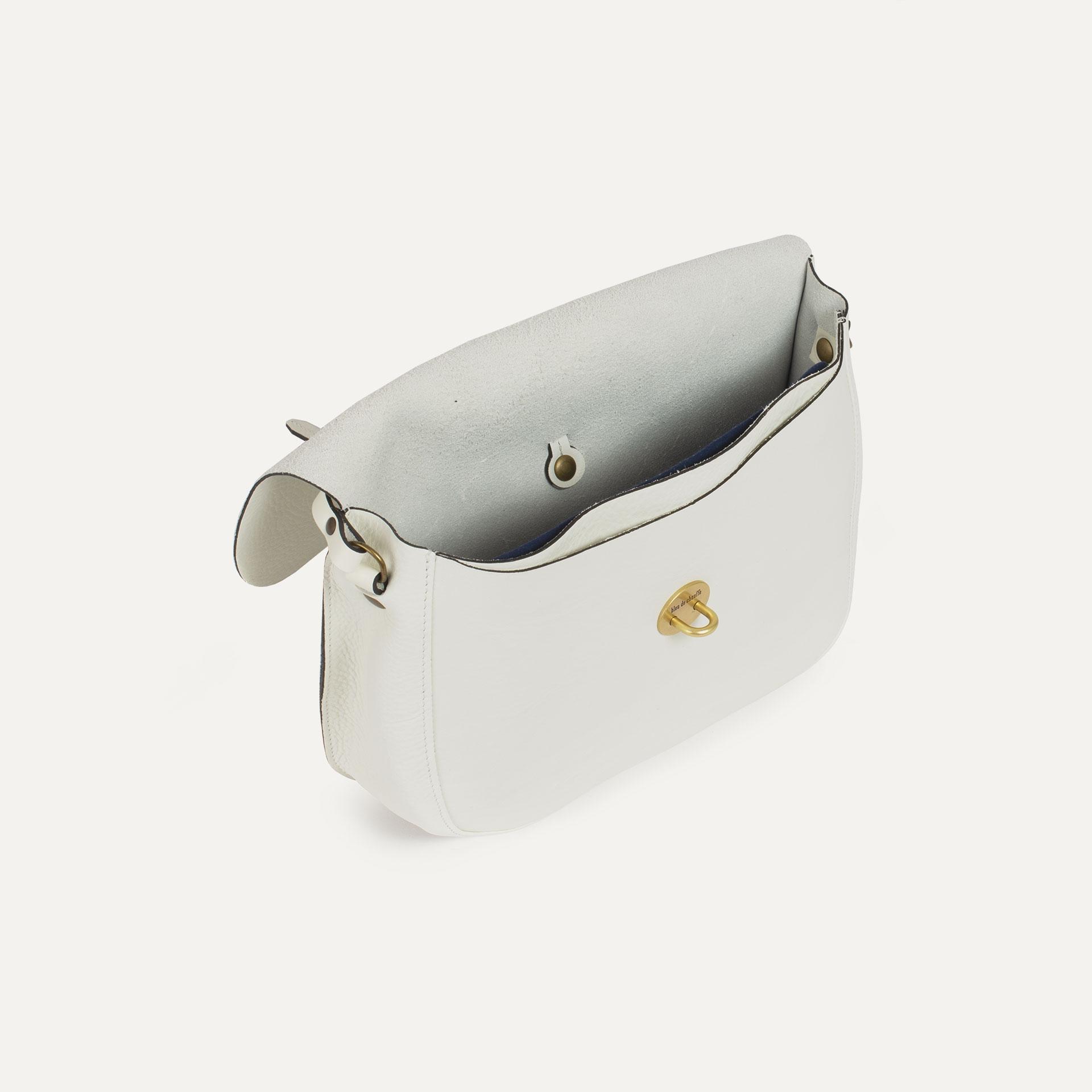 Pastis handbag - White (image n°4)