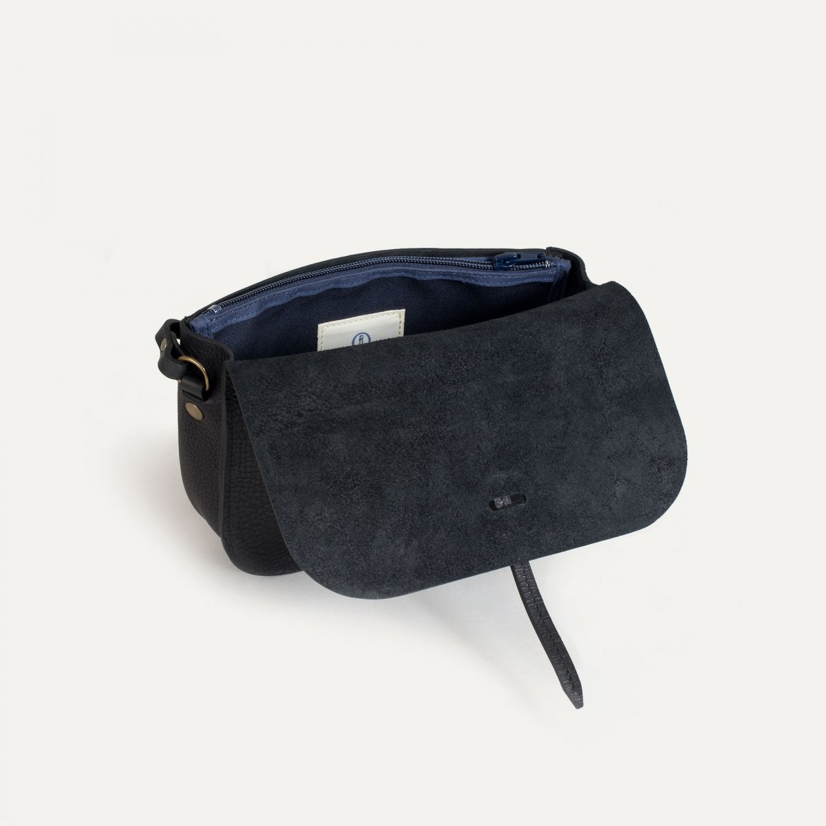 Pastis handbag - Black (image n°4)