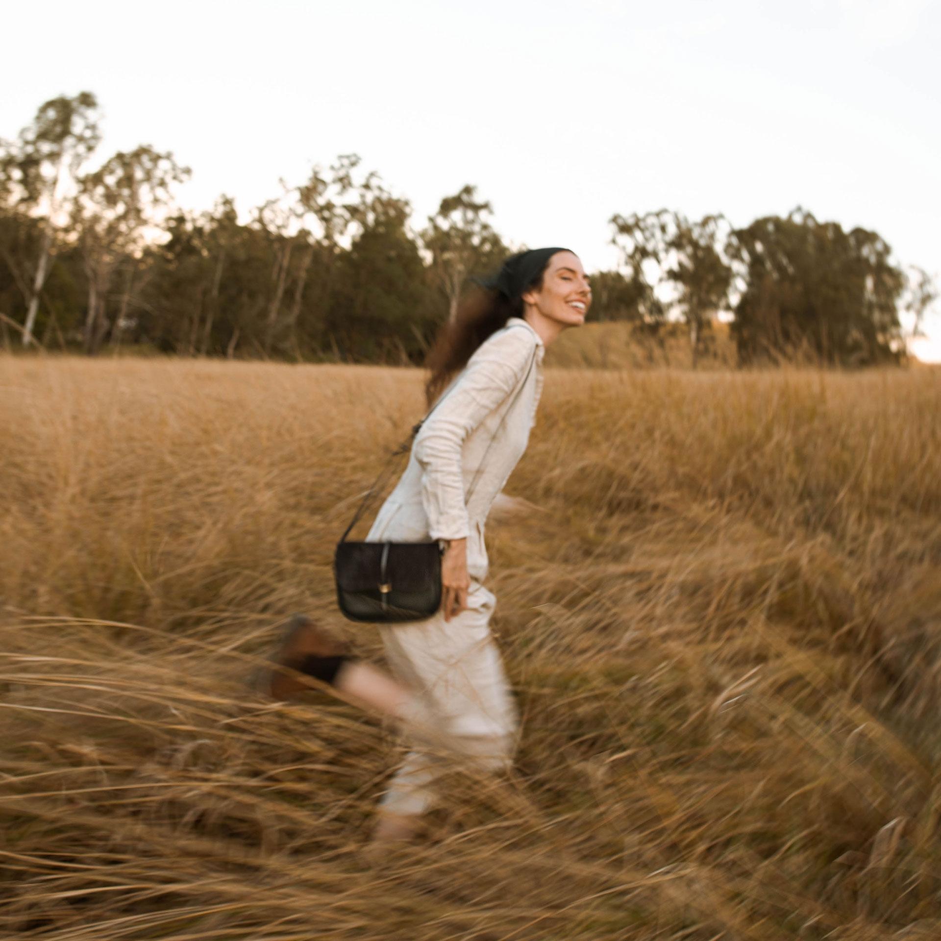 Pastis handbag - Peat (image n°5)