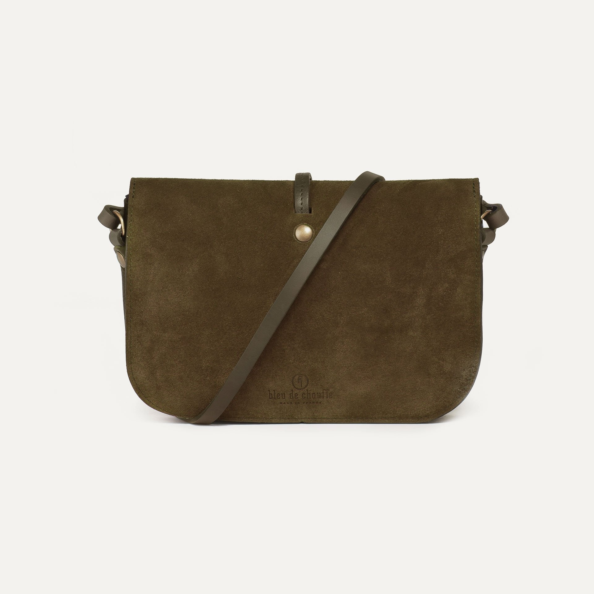 Pastis handbag - Khaki / Mix (image n°3)