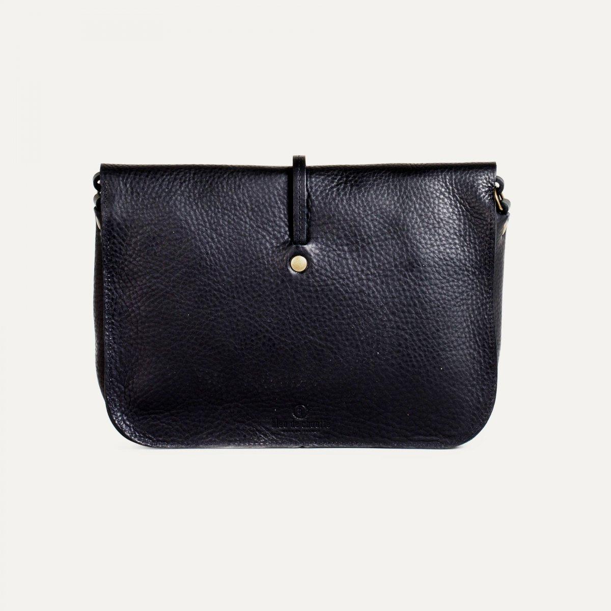 Pastel handbag - Black (image n°3)