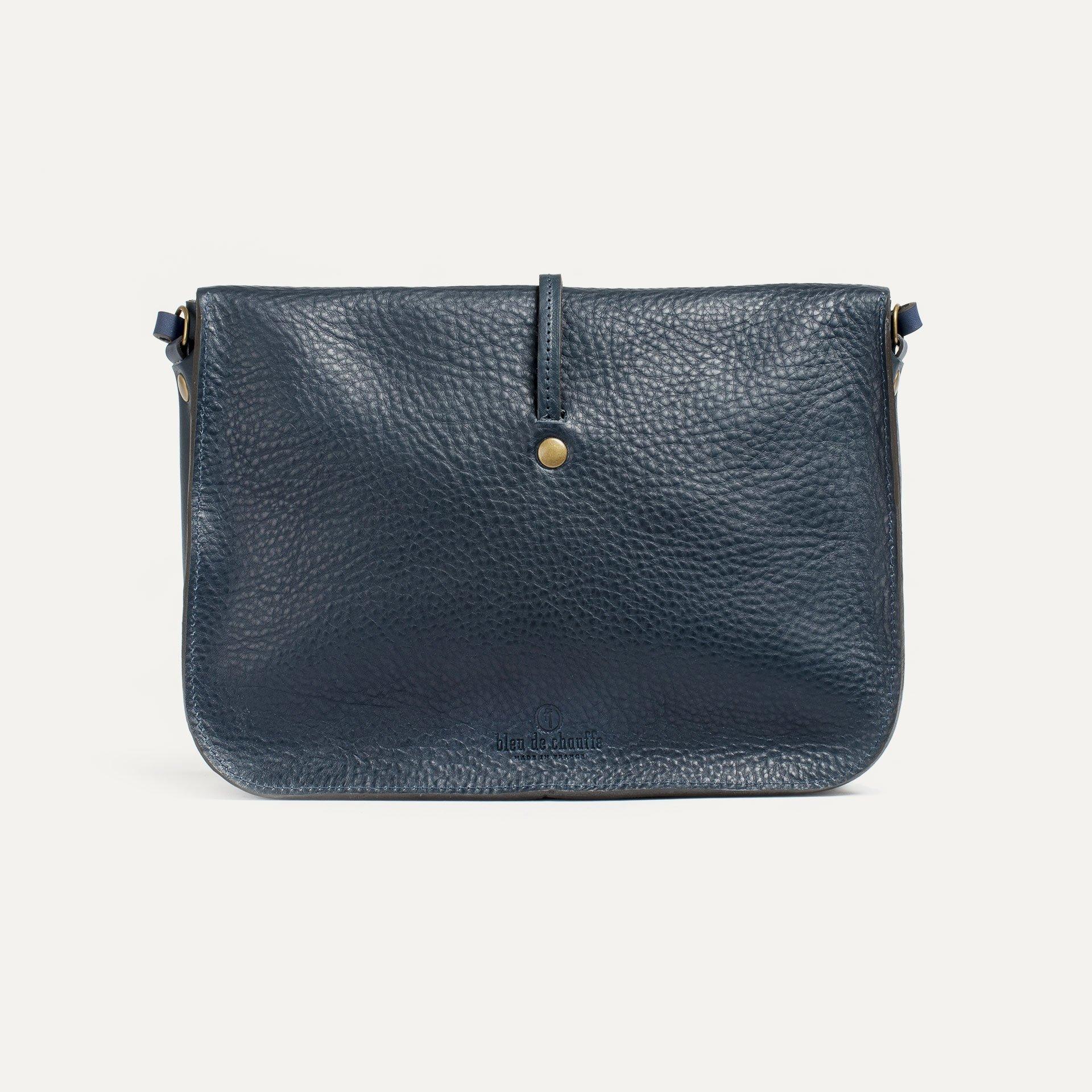 Pastel handbag - Navy Blue (image n°3)