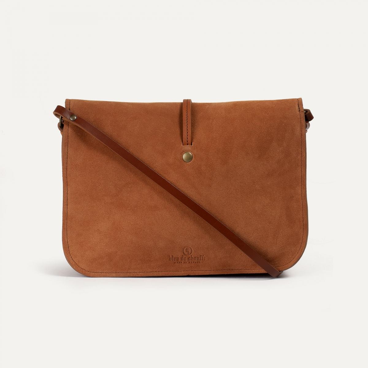 Pastel handbag - Havana / Mix (image n°3)