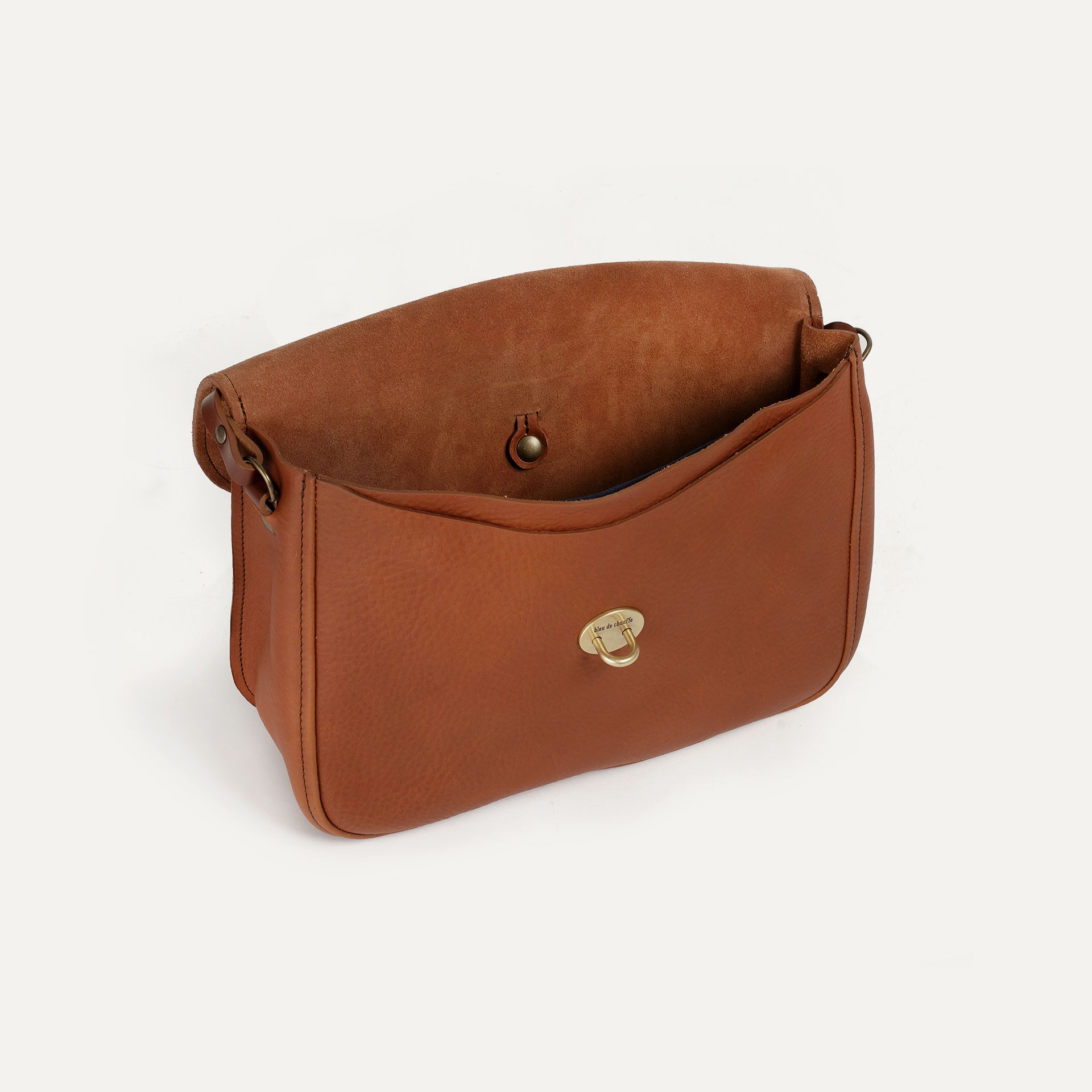 Pastel handbag - Havana / Mix (image n°4)