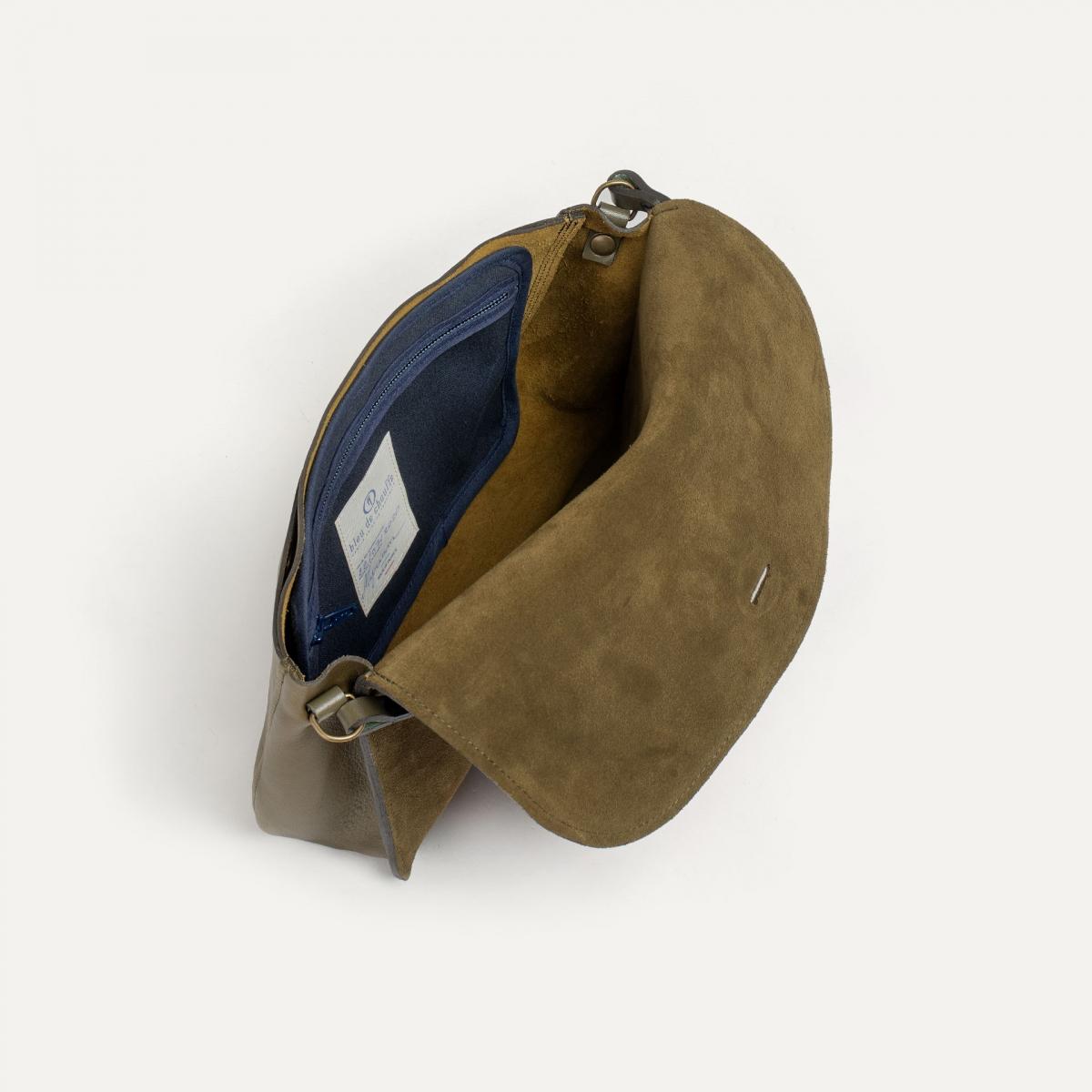 Pastel handbag - Khaki / Mix (image n°5)