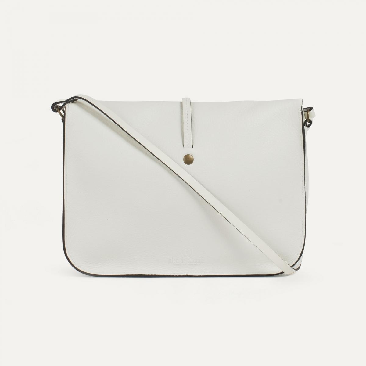 Pastel handbag - White (image n°3)