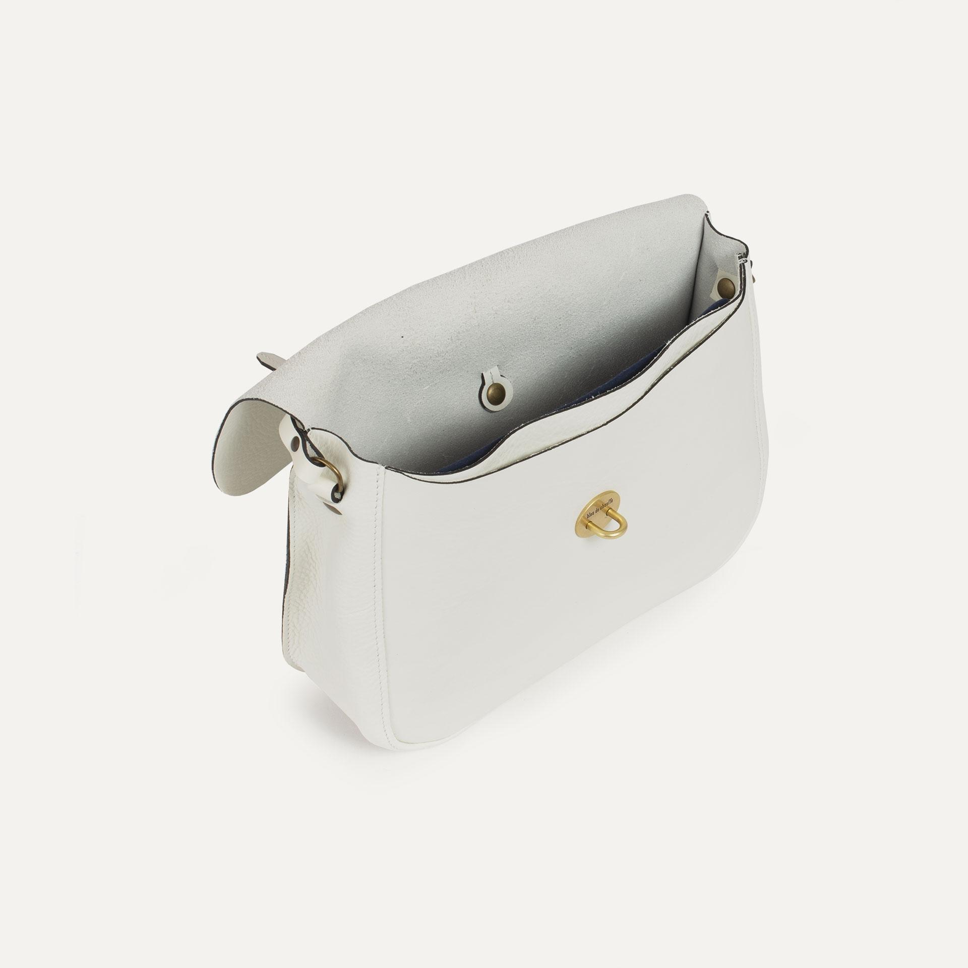 Pastel handbag - White (image n°4)