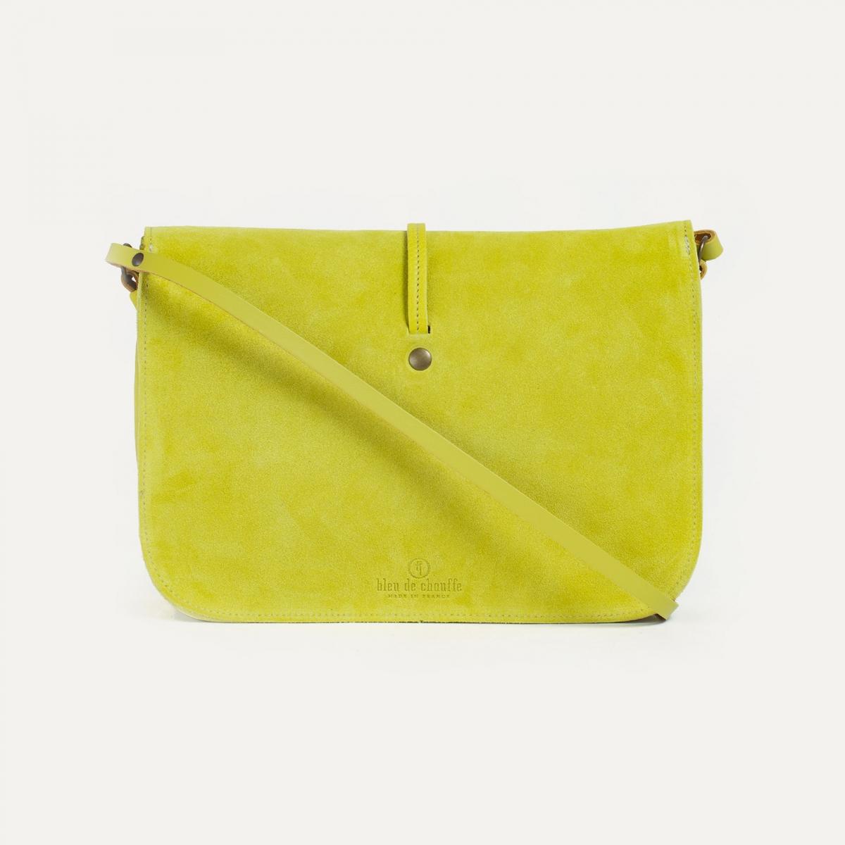 Pastel handbag - Bergamot / Mix (image n°3)