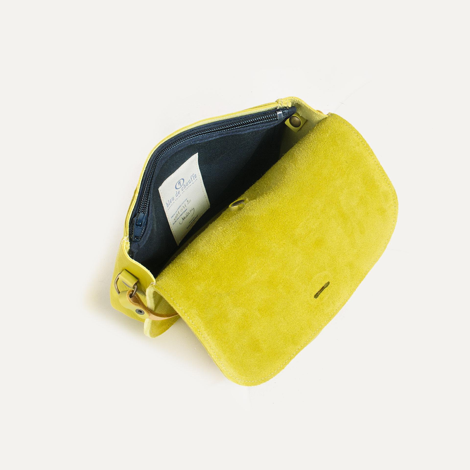 Pastel handbag - Bergamot / Mix (image n°5)