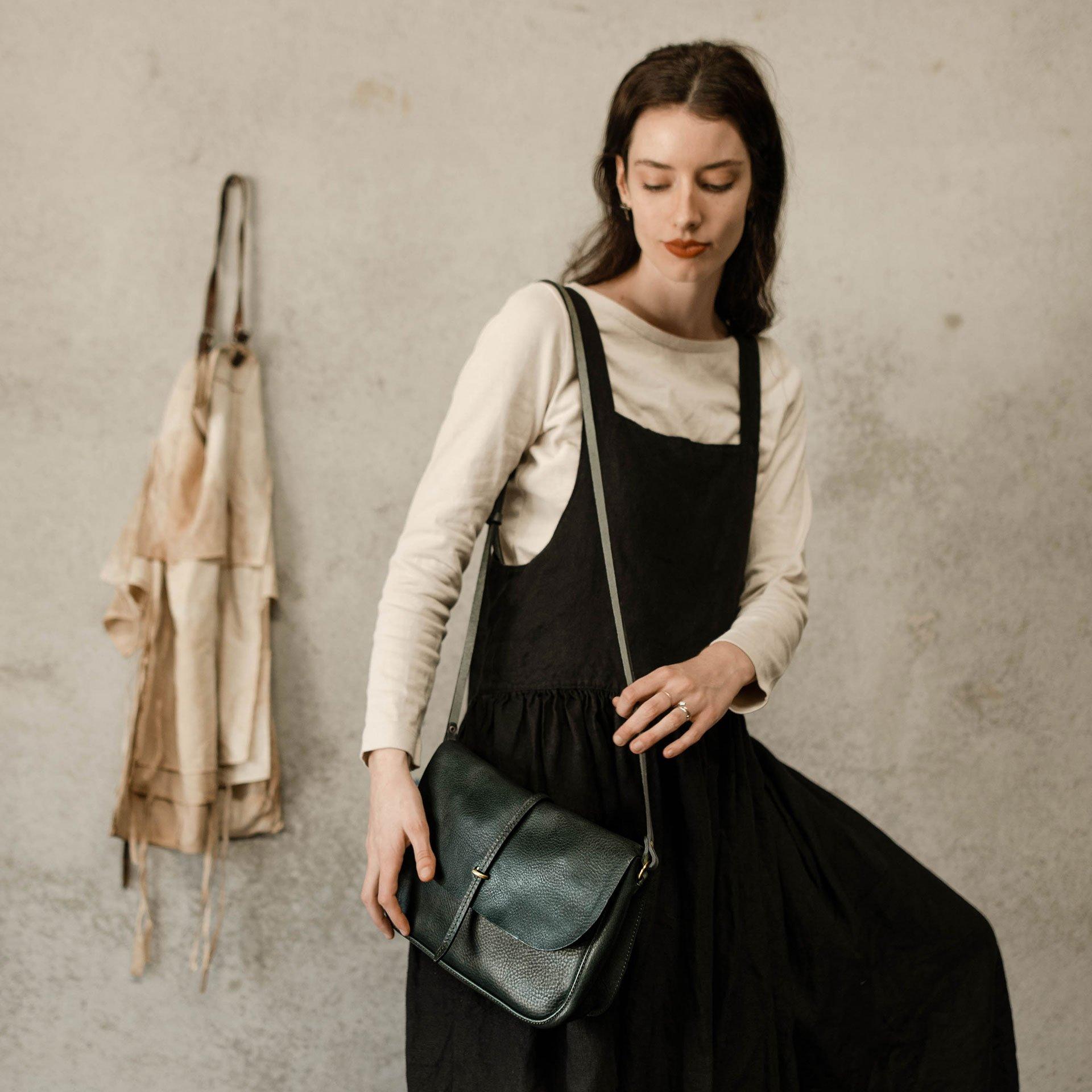 Pastel handbag - Bergamot / Mix (image n°6)
