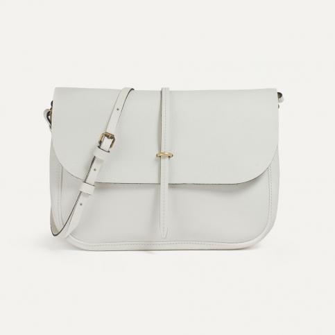 Pastel handbag - White