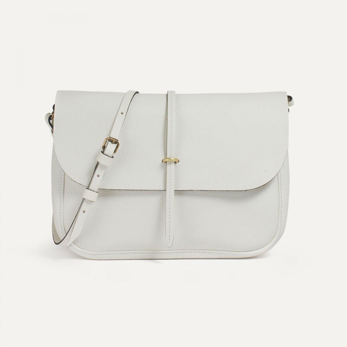Pastel handbag - White (image n°1)