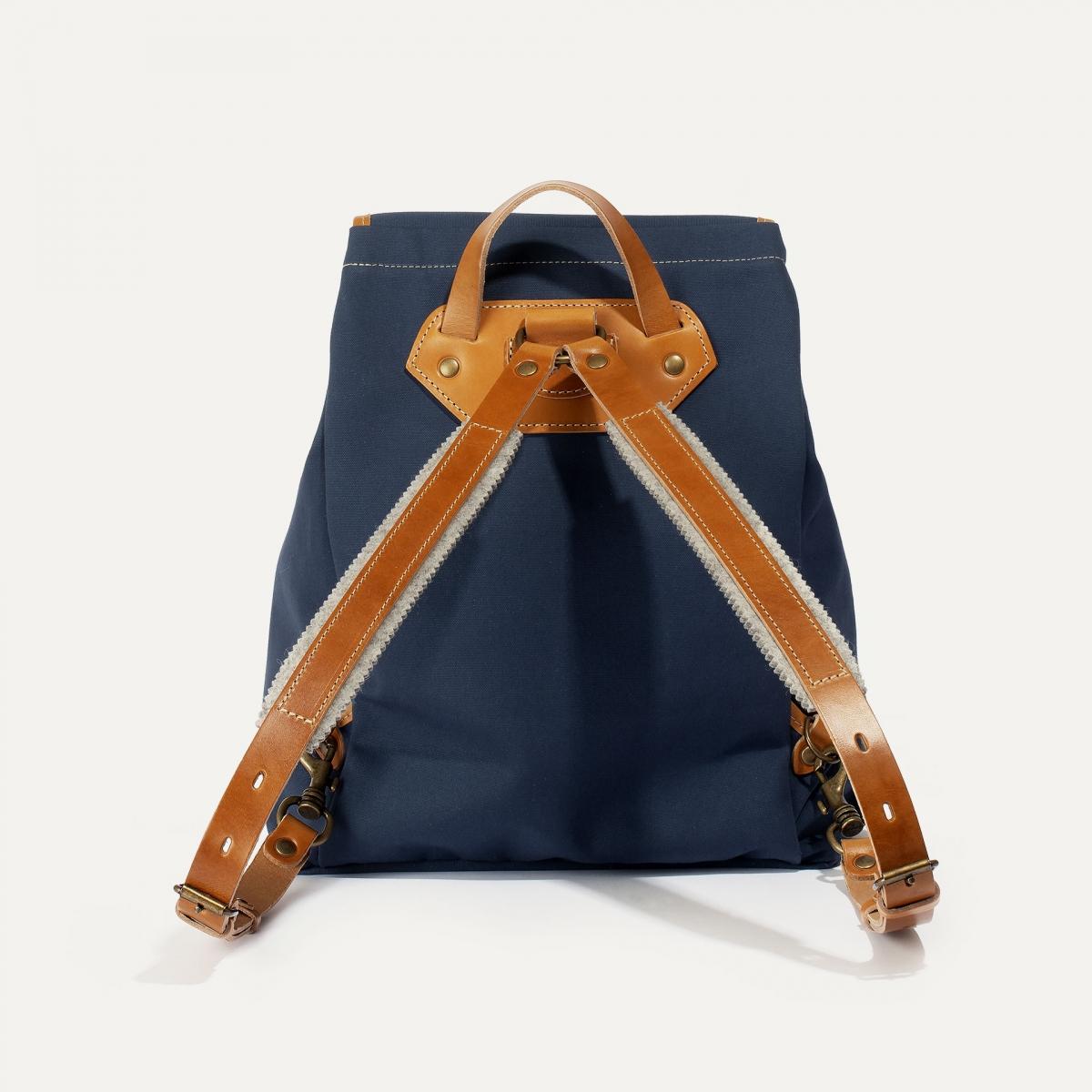 Camp backpack - Marine Blue (image n°3)