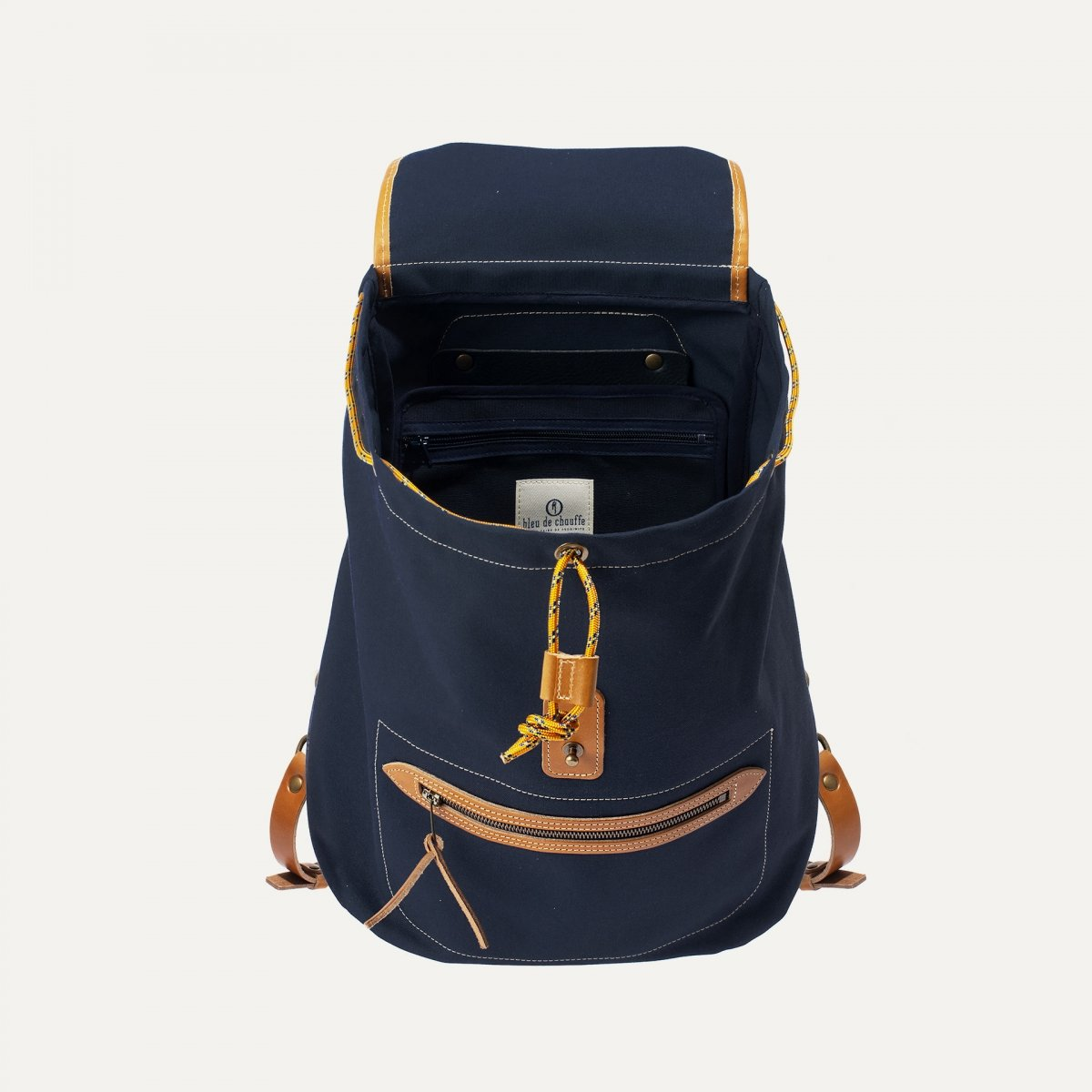Camp backpack - Midnight Blue (image n°4)
