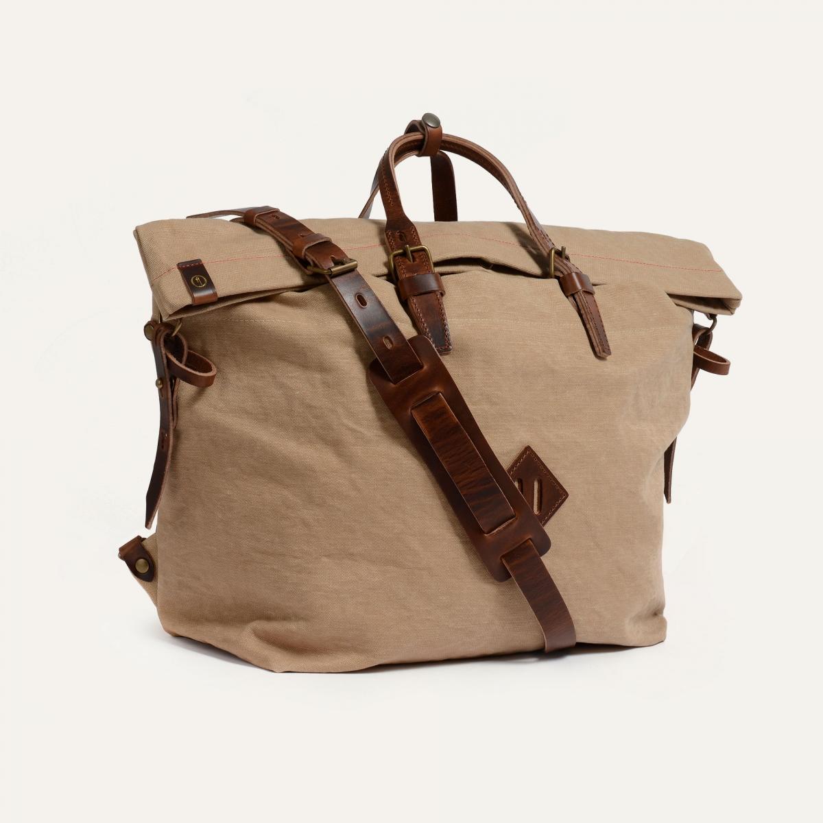 Woody L Backpack - Wheat  (image n°2)