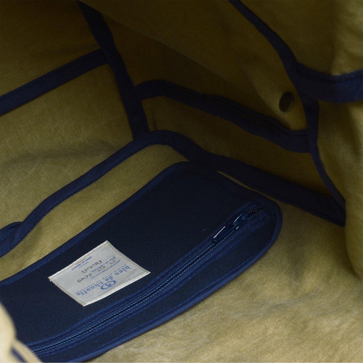Woody M Backpack - Khaki stonewashed (image n°4)
