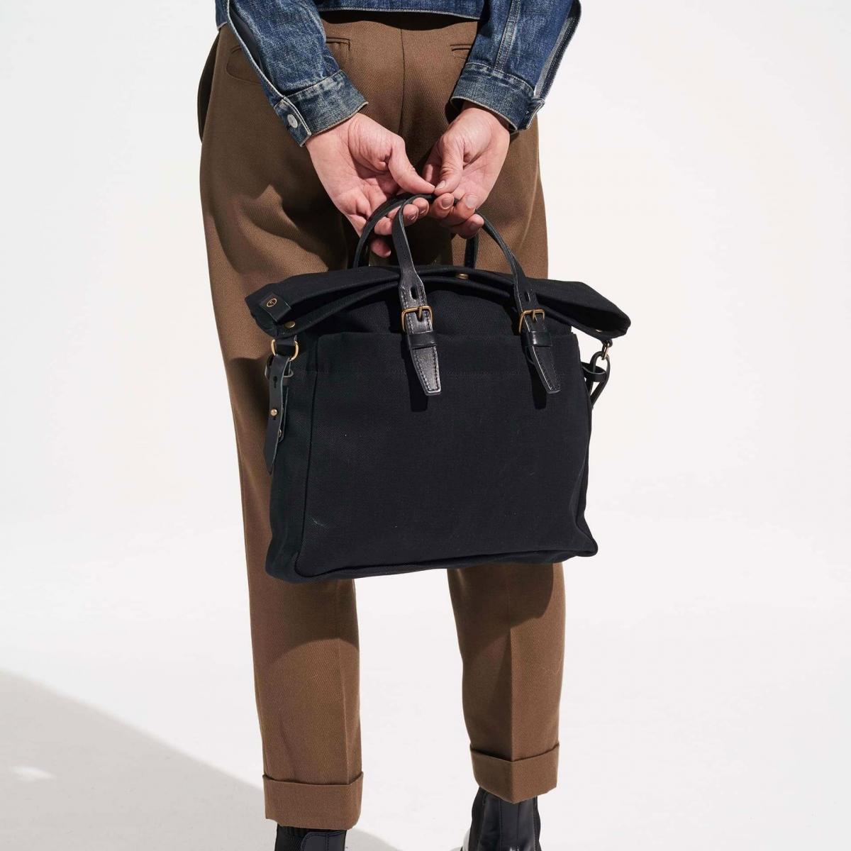 Remix business bag - Black (image n°5)