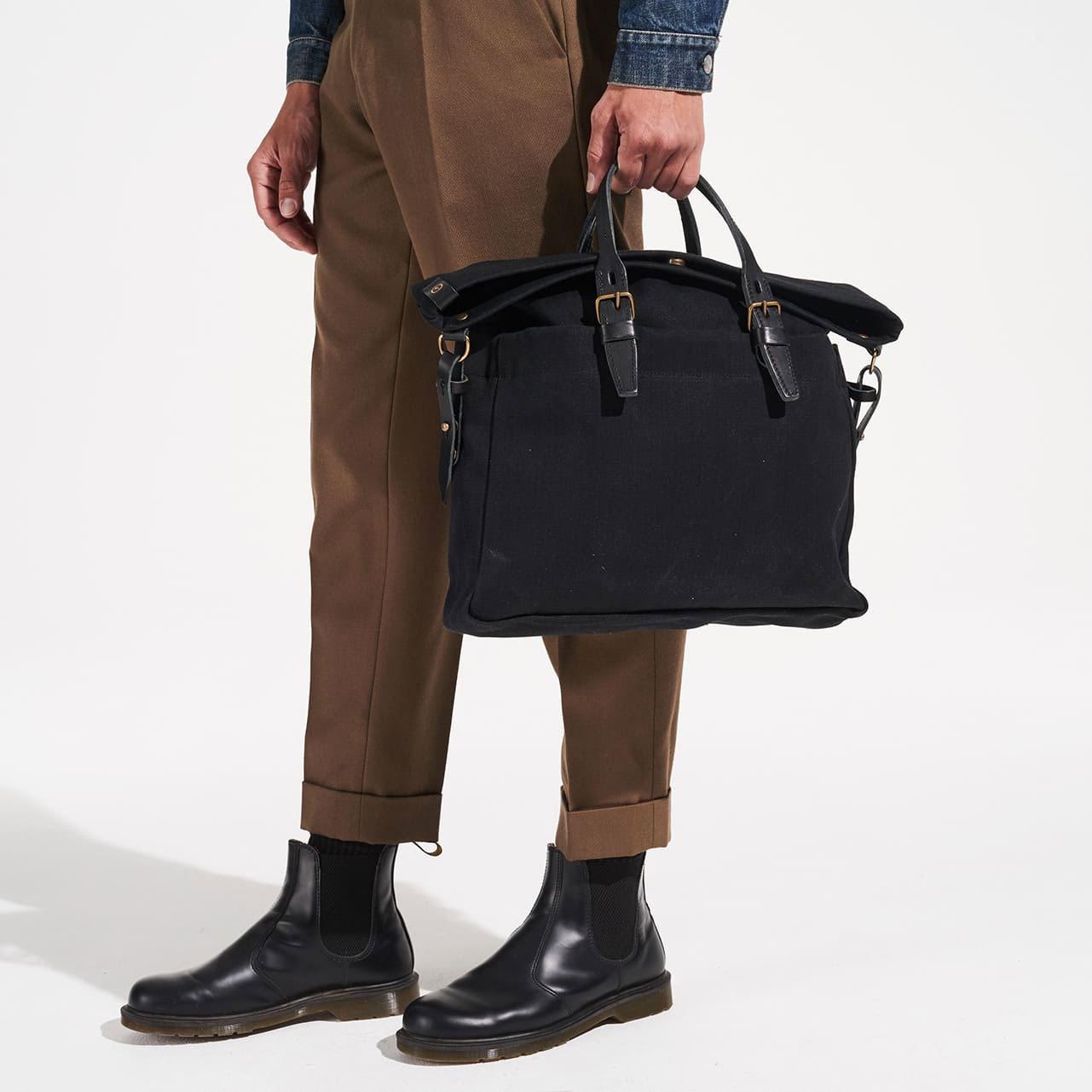 Remix business bag - Black (image n°6)