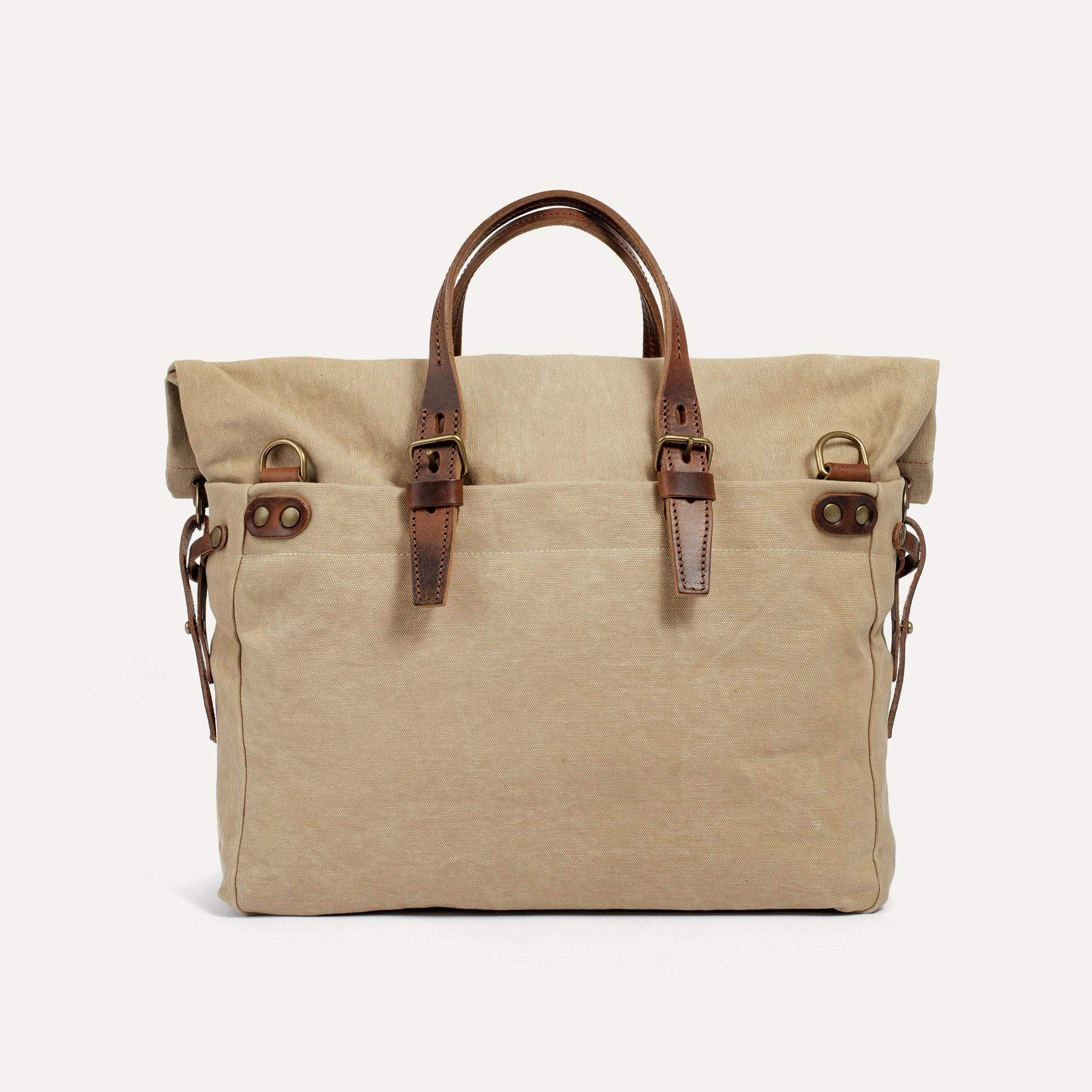 Remix business bag - Wheat (image n°3)