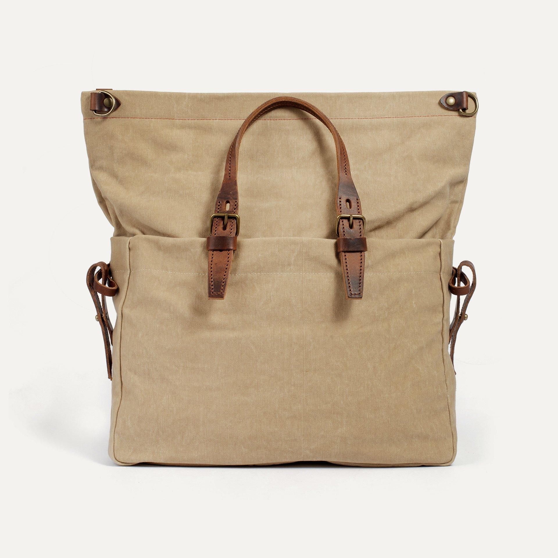 Remix business bag - Wheat (image n°4)