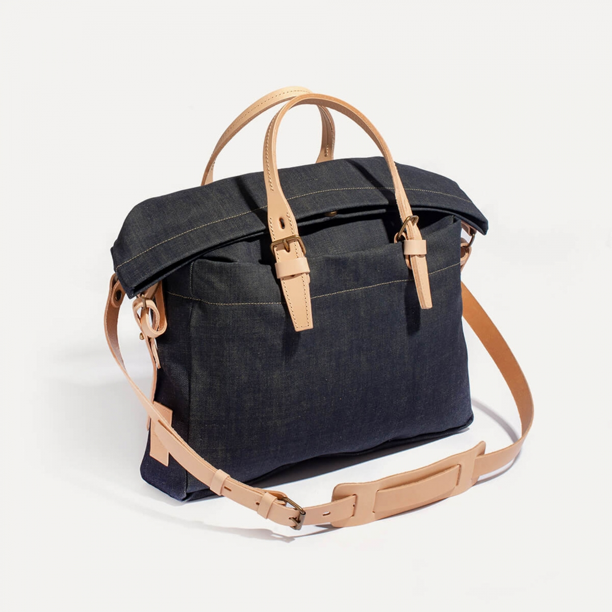 Remix business bag - BDC x Raleigh denim (image n°3)