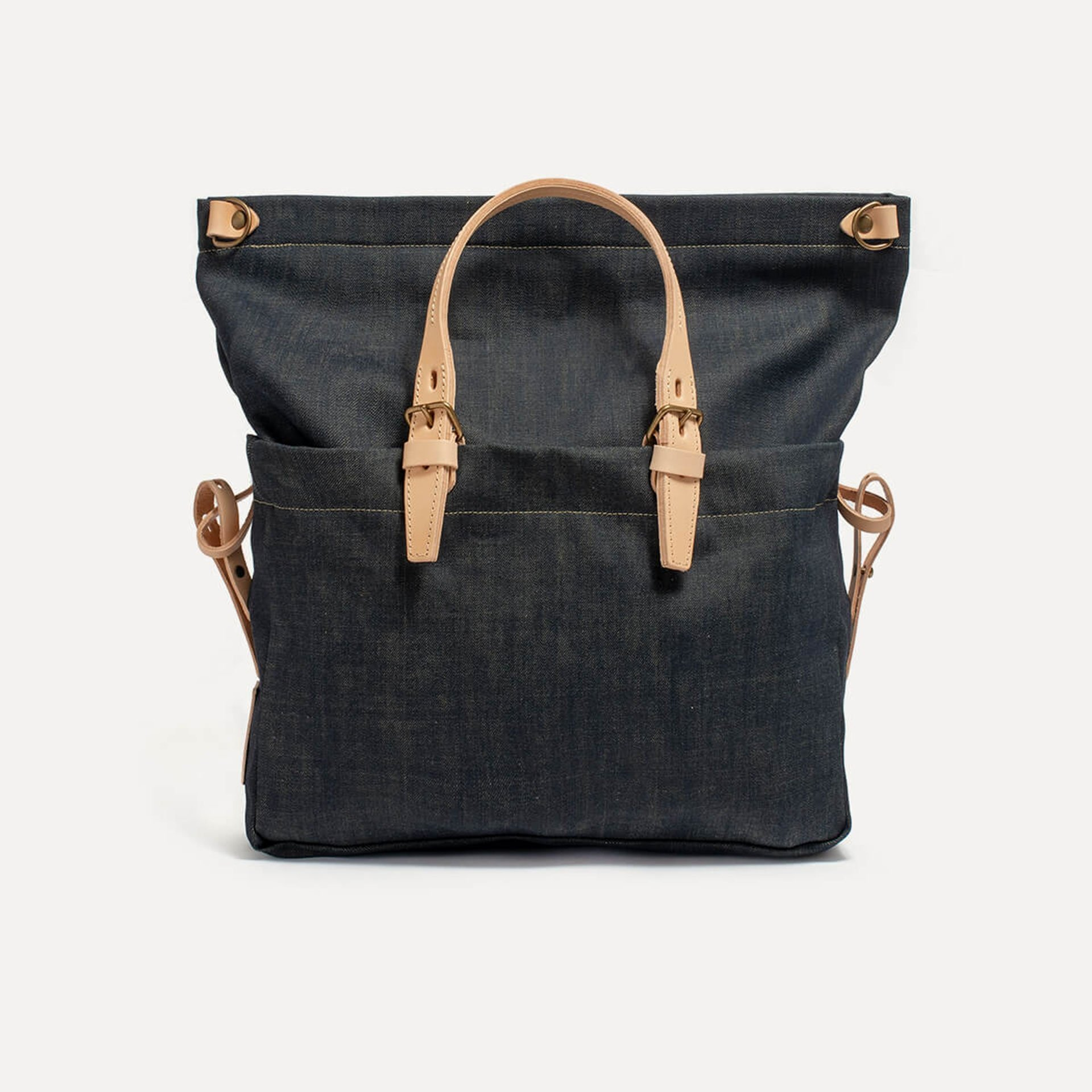 Remix business bag - BDC x Raleigh denim (image n°4)