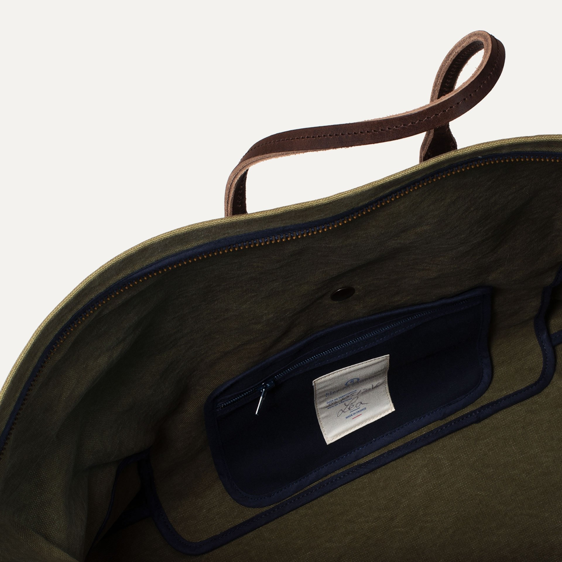 Sac de voyage Cabine - Kaki foncé (image n°4)