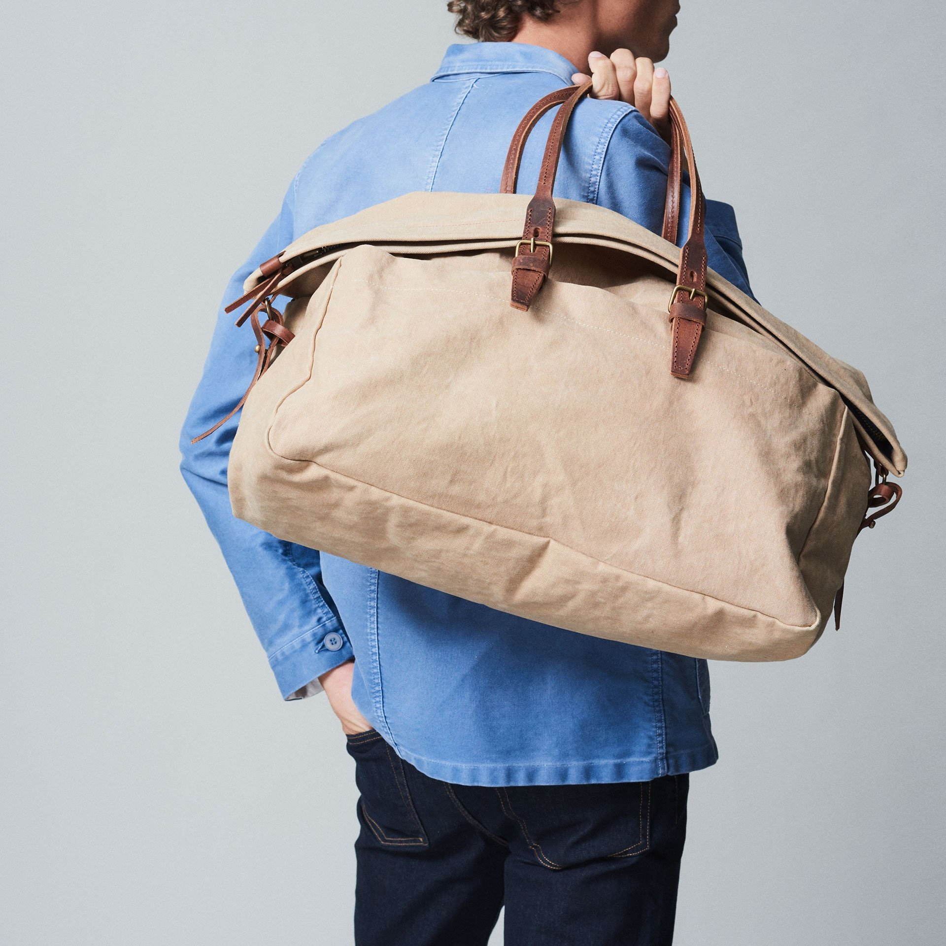 Cabine Travel bag - wheat (image n°5)
