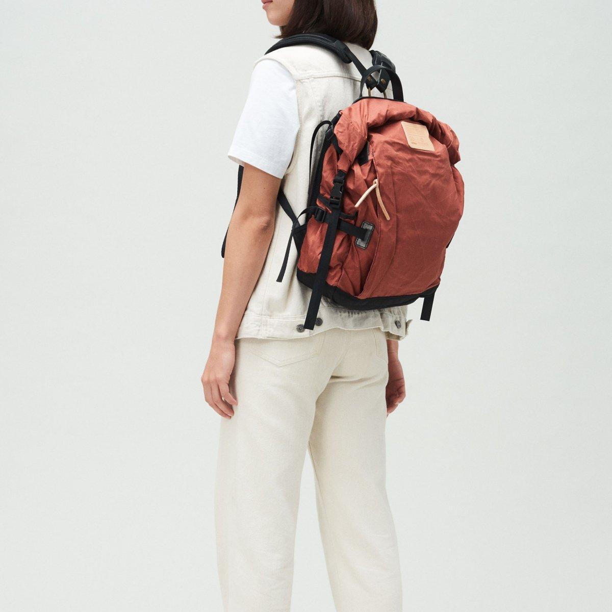 20L Basile Backpack - Burgundy (image n°6)