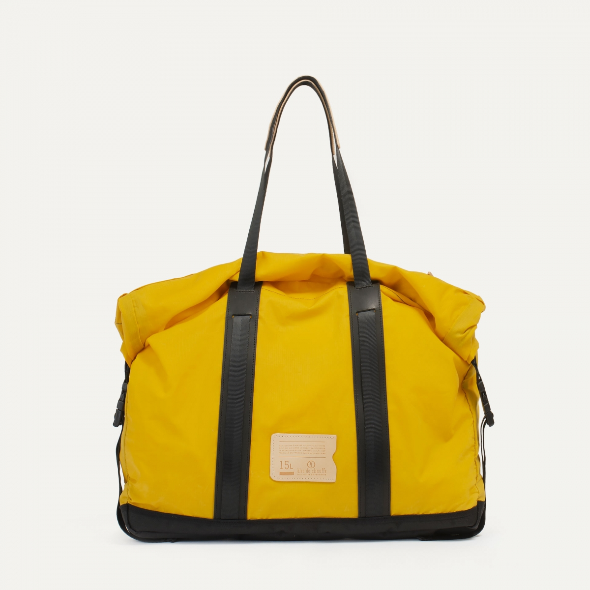 Cabas Barda 15L - Sun Yellow (image n°1)