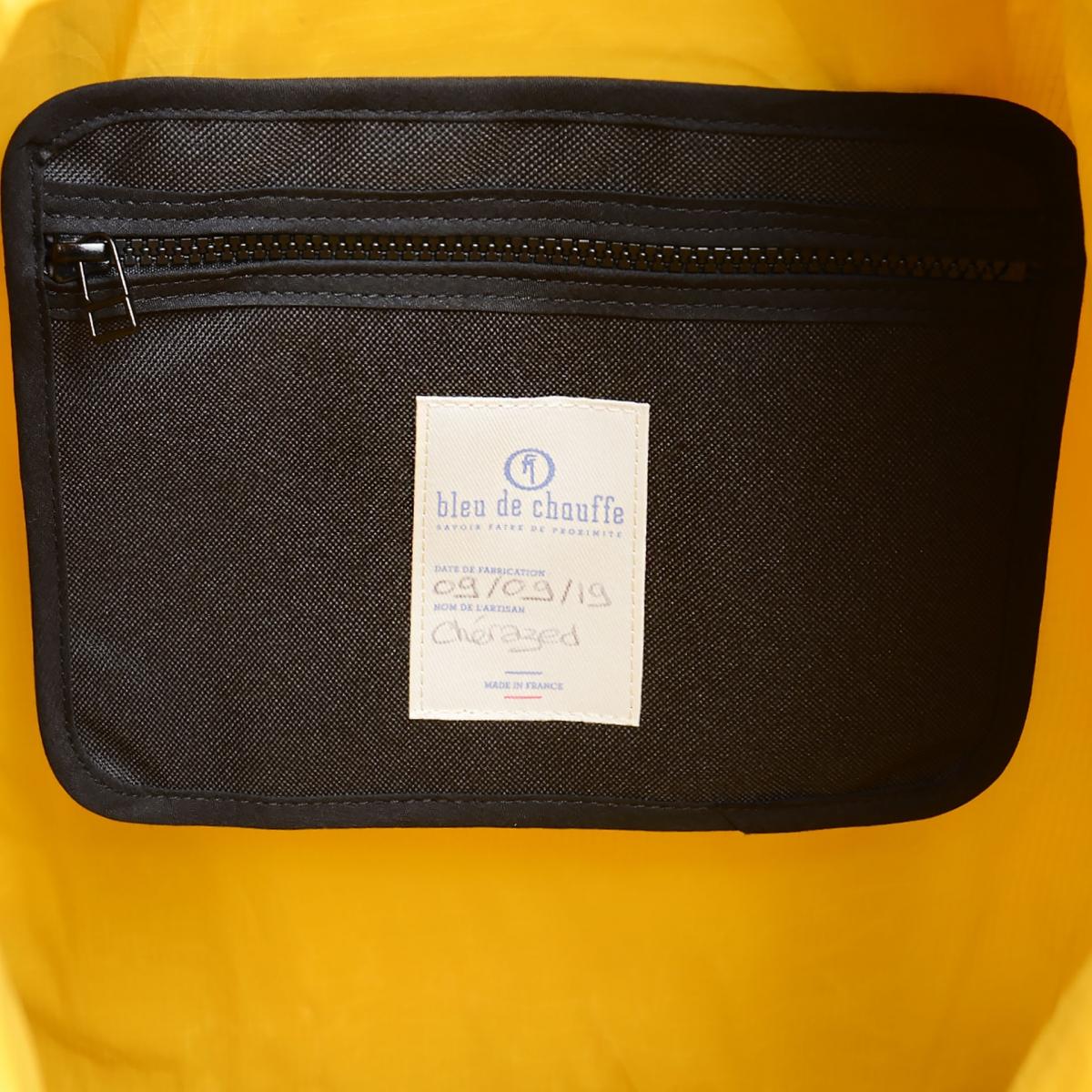 15L Barda Tote bag - Sun Yellow (image n°4)