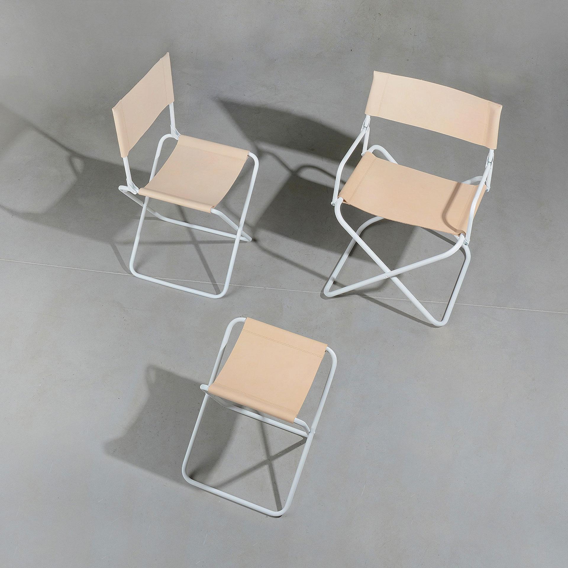 LISON Folding chair - BDC x LAFUMA Mobilier (image n°4)