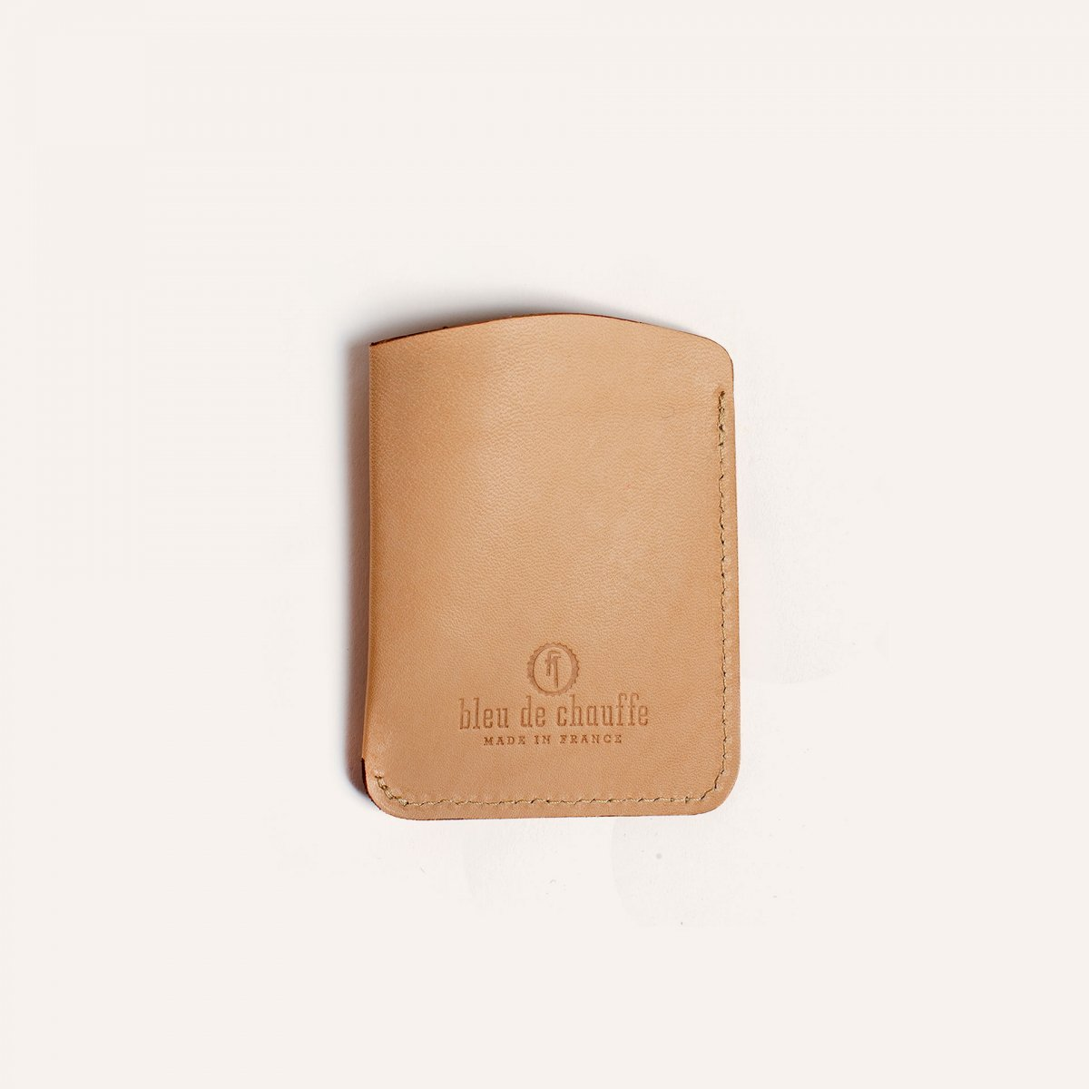 Intro business card holder - Natural (image n°1)