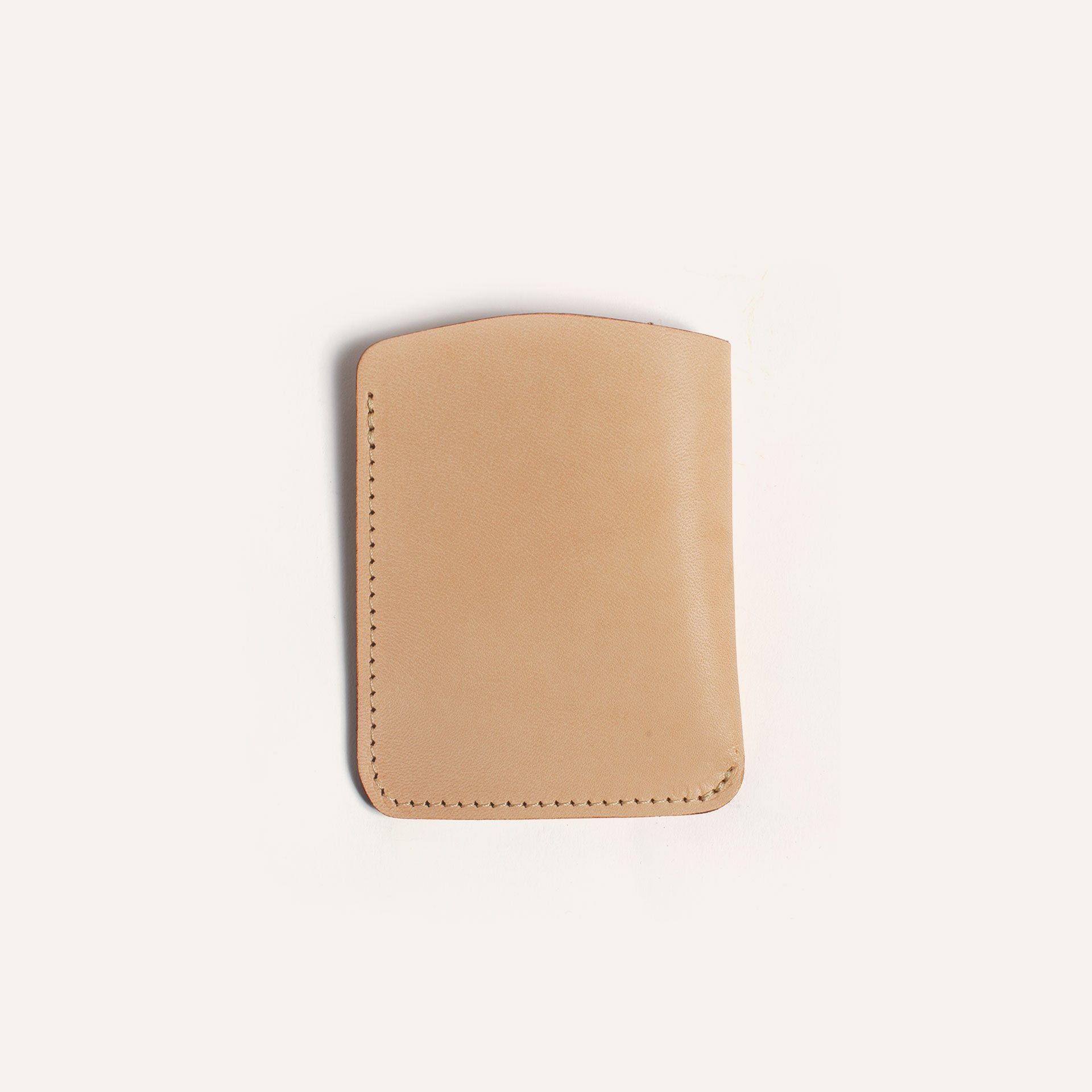 Intro business card holder - Natural (image n°2)