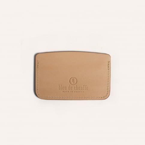 Visamex card holder - Natural