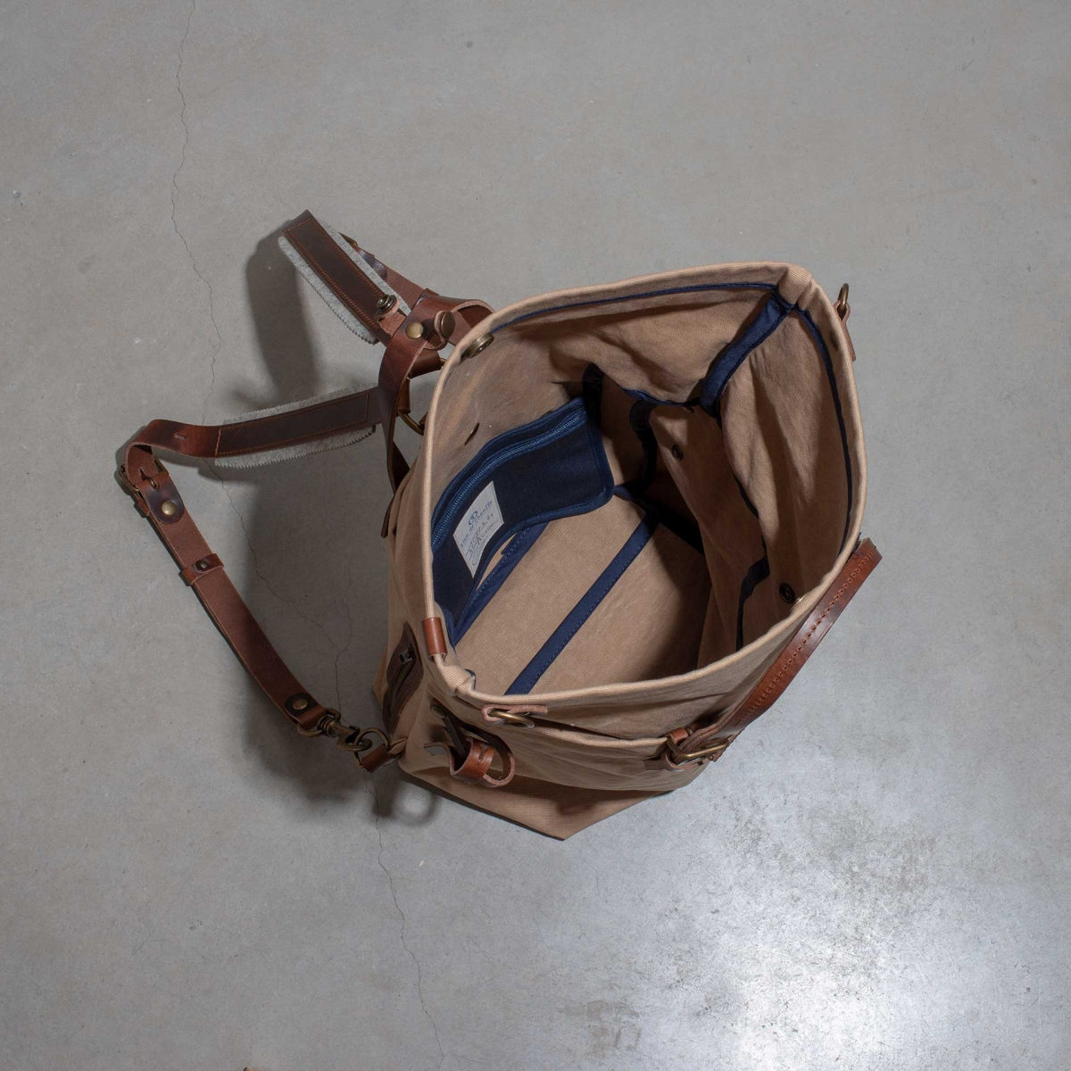 Woody S Backpack - wheat (image n°4)