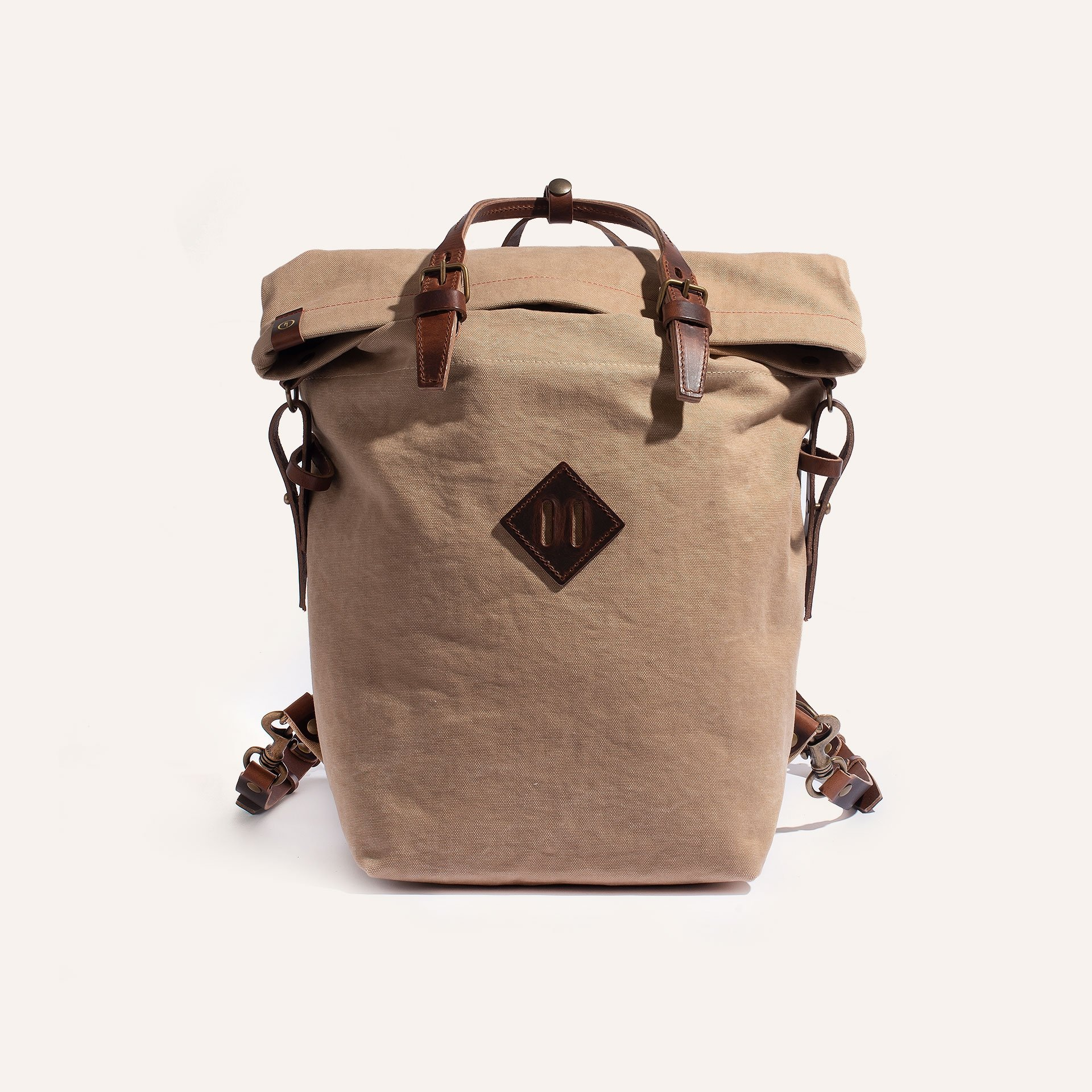 Woody S Backpack - wheat (image n°1)