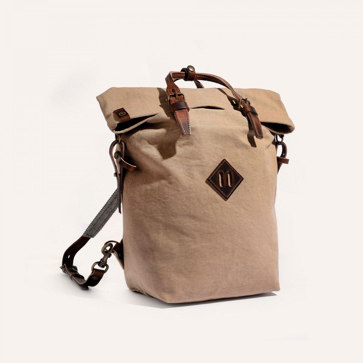 Woody S Backpack - wheat (image n°2)