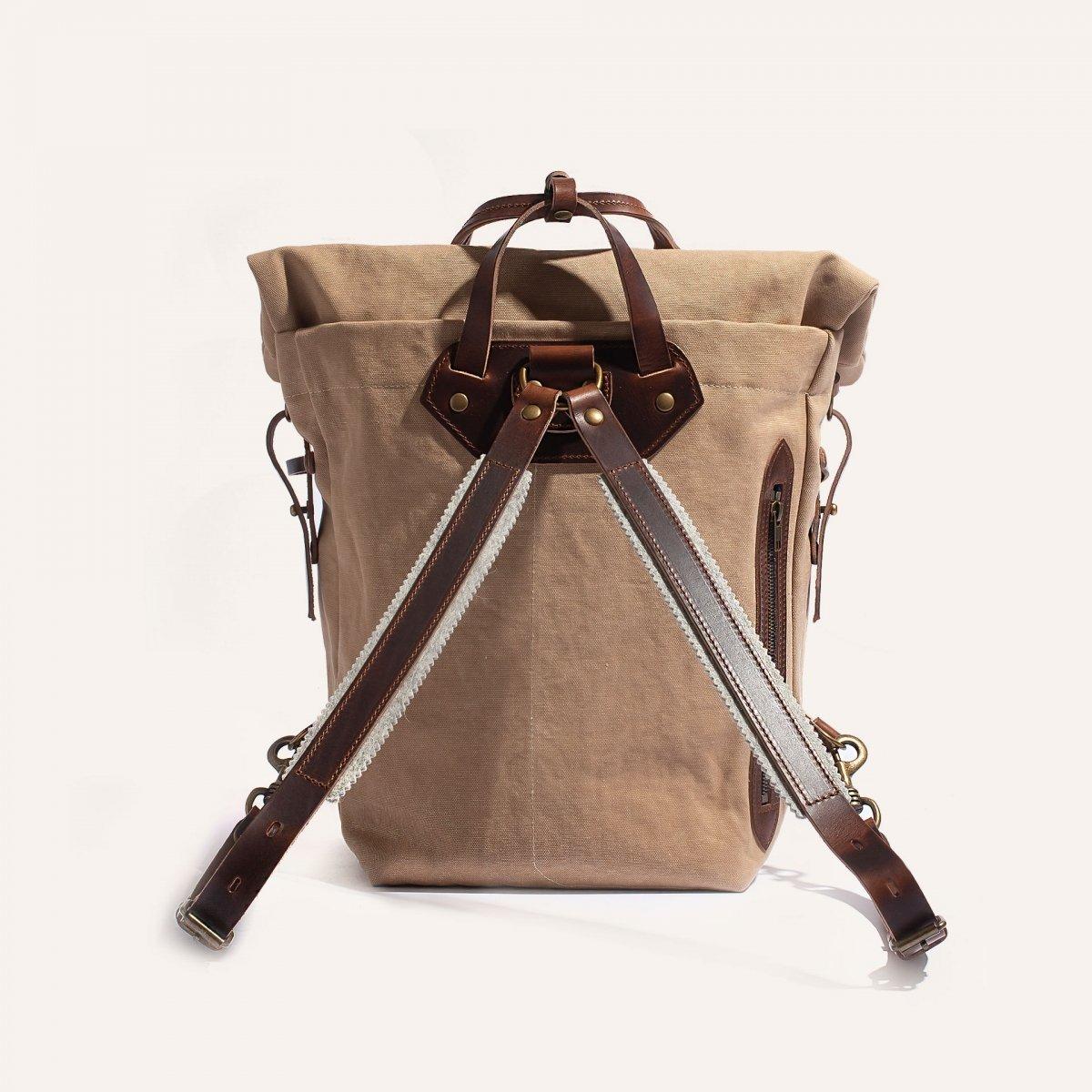Woody S Backpack - wheat (image n°3)