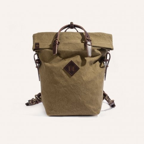 Woody S Backpack - Khaki stonewashed