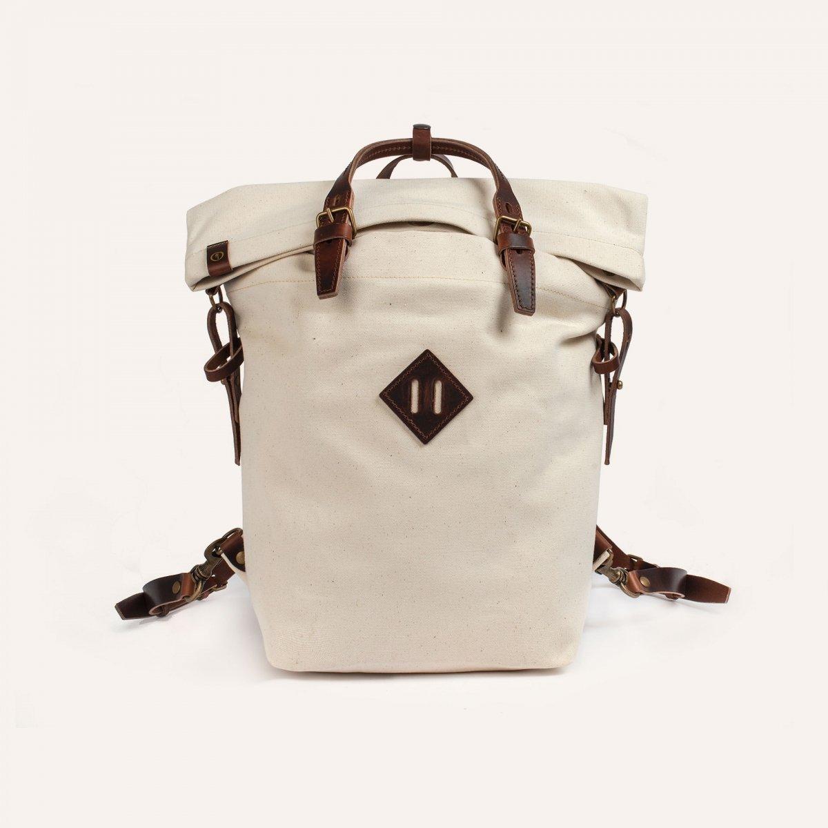 Woody S Backpack - Ecru (image n°1)