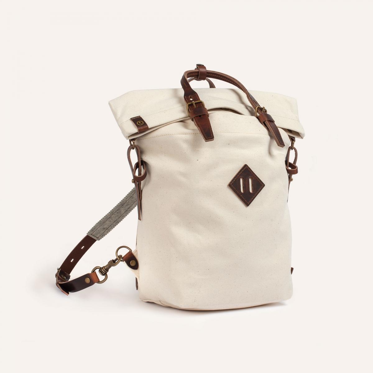 Woody S Backpack - Ecru (image n°2)