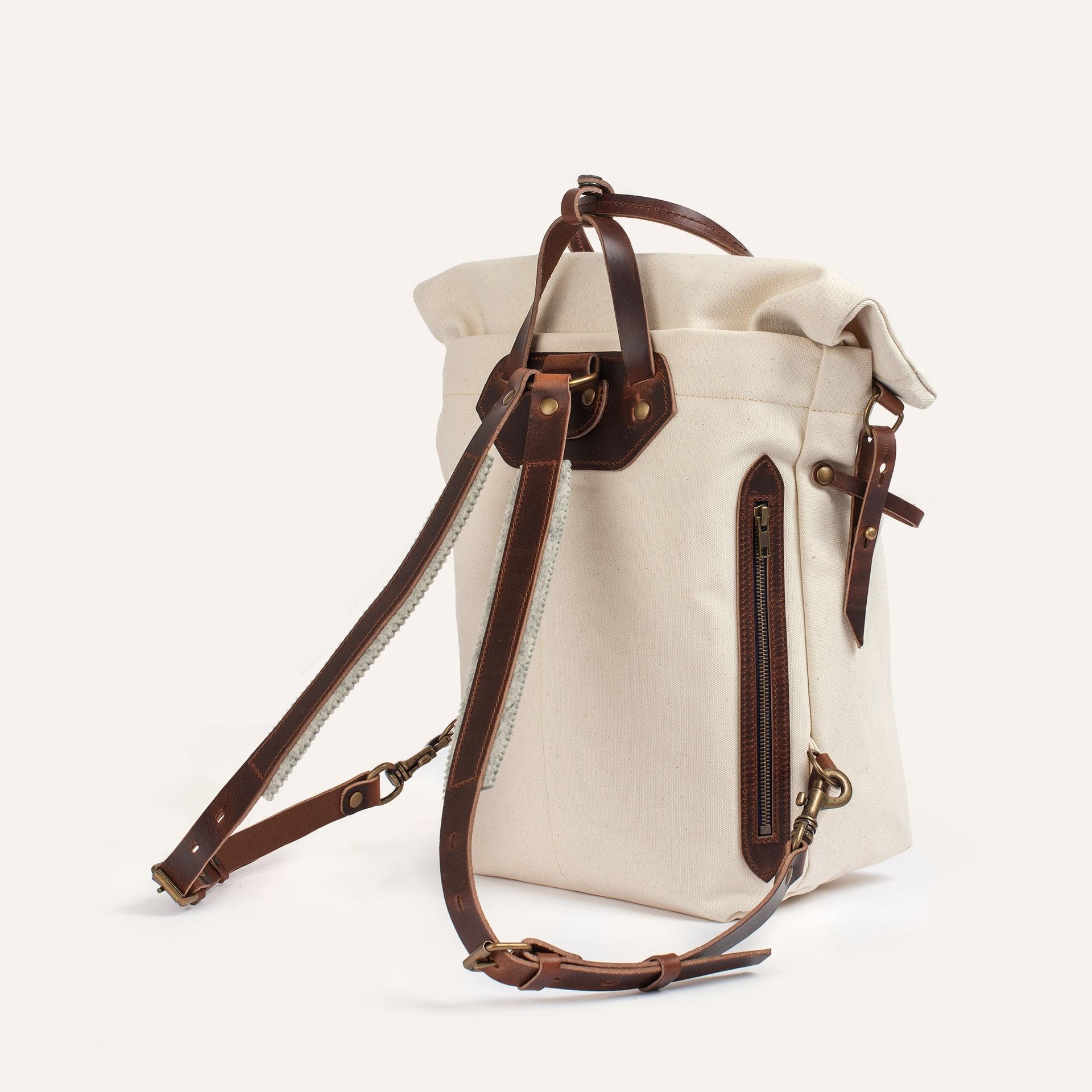 Woody S Backpack - Ecru (image n°3)
