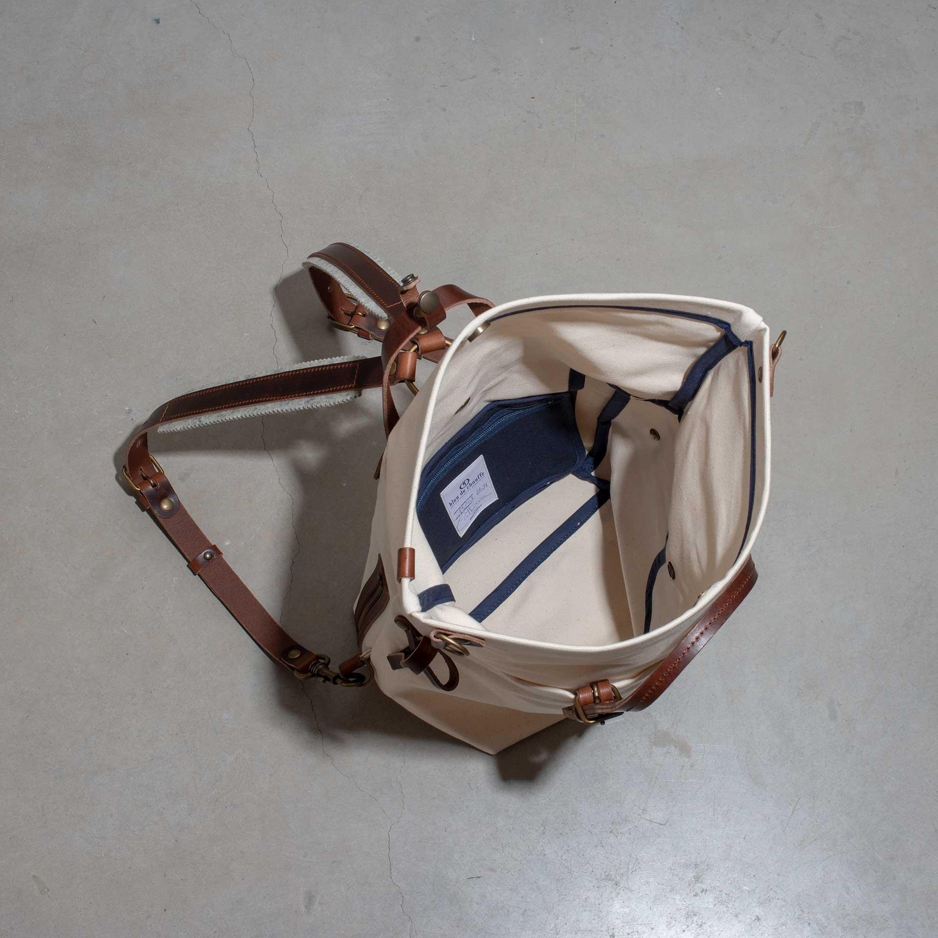 Woody S Backpack - Ecru (image n°4)