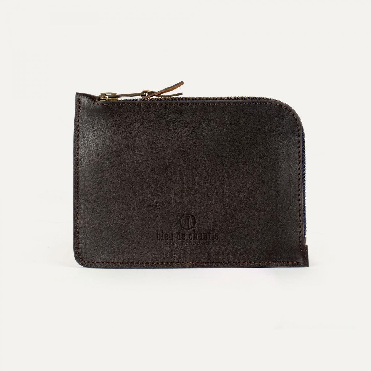 Daron zippered purse / XL - T Moro (image n°1)