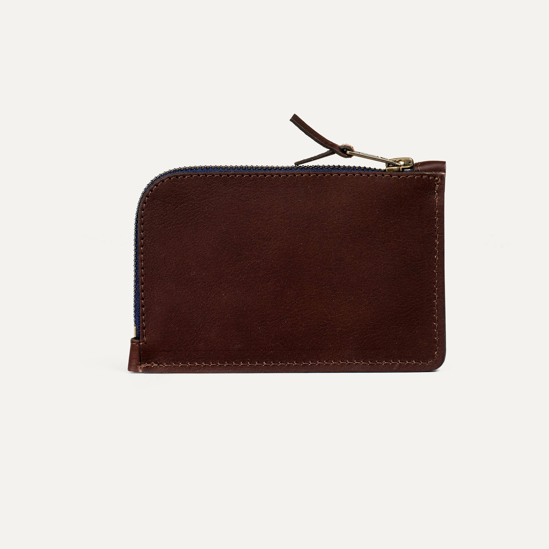 Pognon zippered purse  / L - Peat (image n°2)
